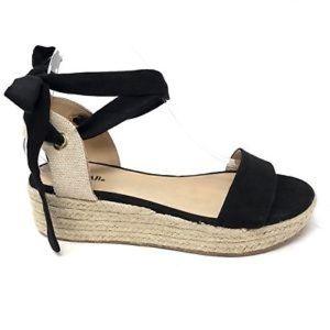 JustFab Shoes - Platform Espadrille Sandals